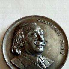 Medallas históricas: MEDALLA SALVADOR DALI. Lote 174507223