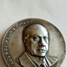 Medallas históricas: MEDALLA AGUSTI PEDRO I PONS. Lote 174507349