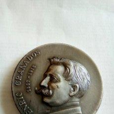 Medallas históricas: MEDALLA ENRIC GRANADOS. Lote 174507525