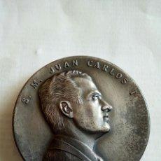 Medallas históricas: MEDALLA S.M.JUAN CARLOS I. Lote 174507768