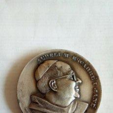 Medallas históricas: MEDALLA AURELI M.ESCARRE I JANE. Lote 174507985