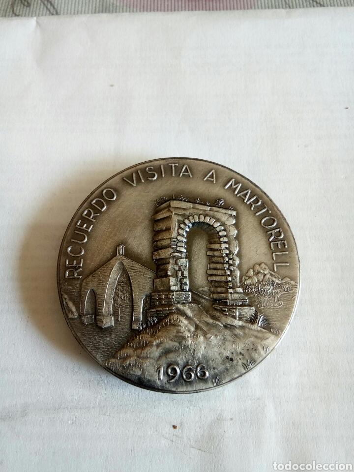 Medallas históricas: MEDALLA FRANCISCO FRANCO CAUDILLO DE ESPAÑA - Foto 2 - 174508225