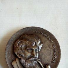 Medallas históricas: MEDALLA SANTIAGO RUSIÑOL. Lote 174508575