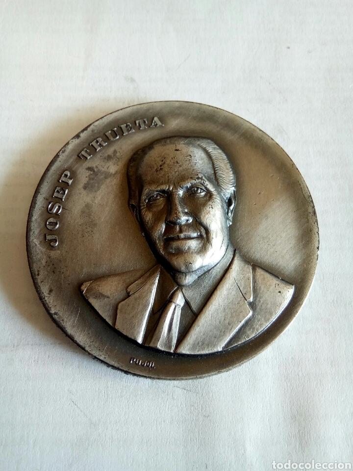 MEDALLA JOSEP TRUETA (Numismática - Medallería - Histórica)