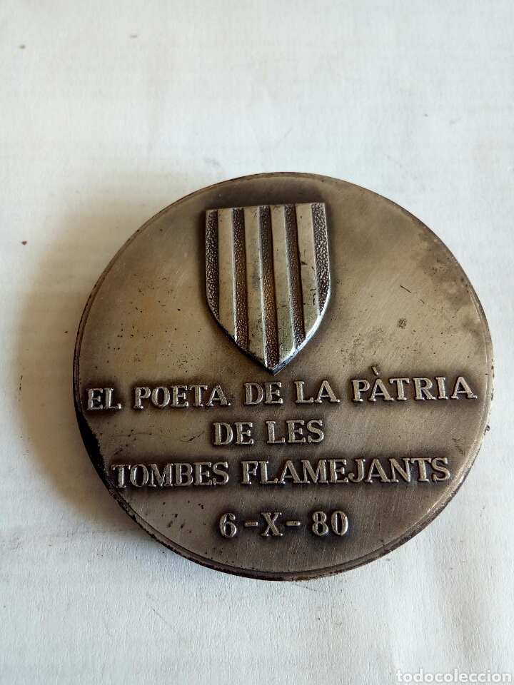 Medallas históricas: MEDALLA VENTURA GASSOL - Foto 2 - 174508939