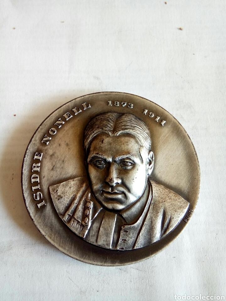 MEDALLA ISIDRE NONELL (Numismática - Medallería - Histórica)