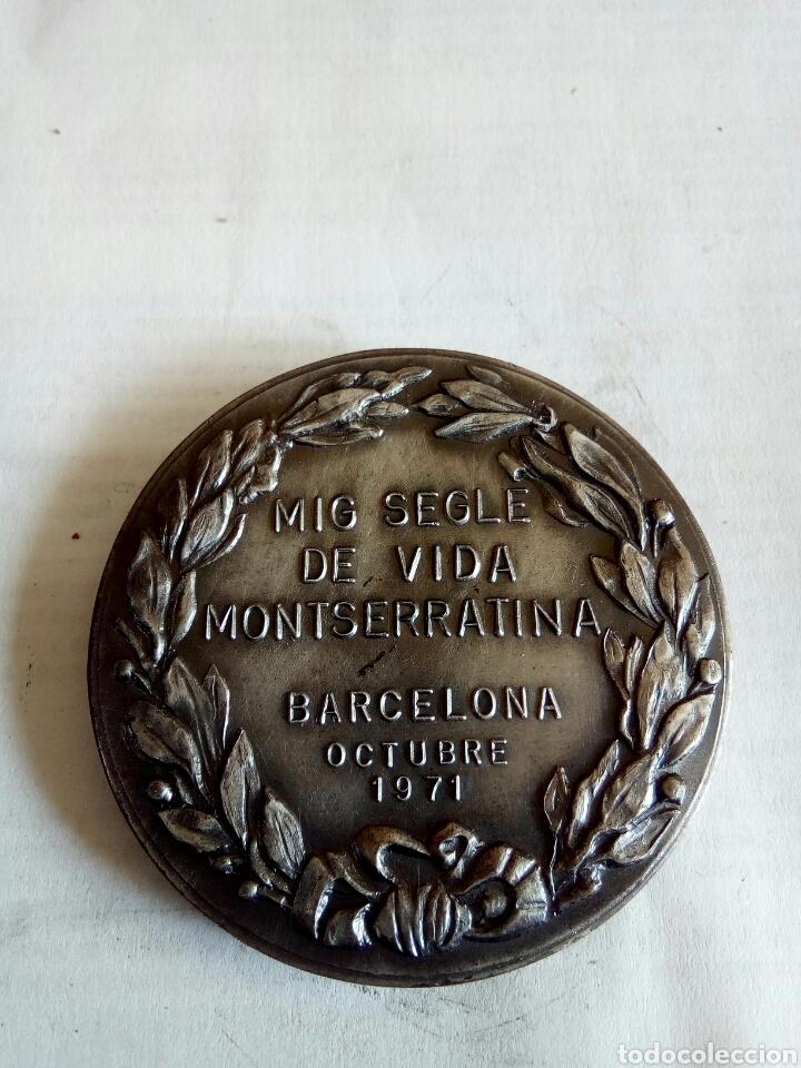 Medallas históricas: MEDALLA ANTONI M° MARCET - Foto 2 - 174510193