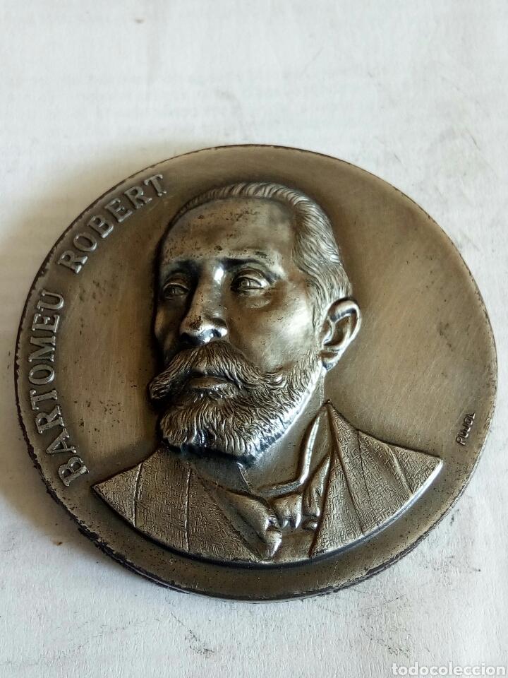 MEDALLA BARTOMEU ROBERT (Numismática - Medallería - Histórica)