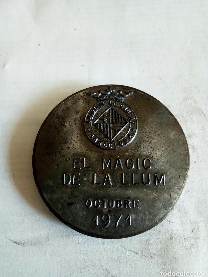 Medallas históricas: MEDALLA CARLES BUIGAS - Foto 2 - 174510920