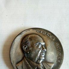 Medallas históricas: MEDALLA CARLES BUIGAS. Lote 174510920