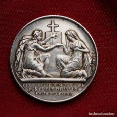 Medallas históricas: MEDALLA EN PLATA, 1881. Lote 177469807