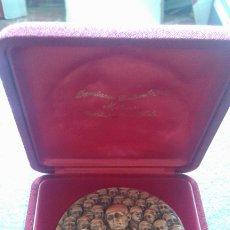 Medallas históricas: MEDALLA CONMEMORATIVA CANONIZACIÓN DE MÁRTIRES CLARETIANOS - ESTUCHE ORIGINAL - ROMA 1992. Lote 177732144