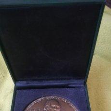 Medallas históricas: MEDALLON, III CENTENARIO DE LA CAJA DE AHORROS Y MONTE DE PIEDAD DE MADRID. Lote 179006262