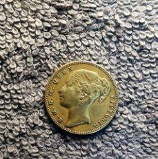 Medallas históricas: INGLATERRA, TOKEN (JETON) - 1830 REINA VICTORIA, TO HANNOVER. Lote 179076327