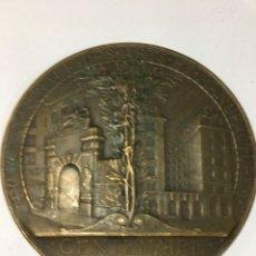 Medallas históricas: CARLOS X MÉDAILLE DU CENTENAIRE DE L'ÉCOLE CENTRALE DE PARIS. Lote 180933720