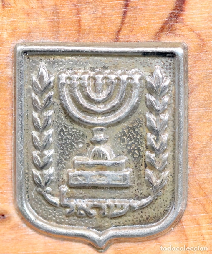 Medallas históricas: PAZ ENTRE EGIPTO E ISRAEL - Foto 3 - 181490807