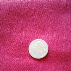 Medallas históricas: MONEDA PARA INDIFICAR PÁRESE PLATA 999 ZAR . Lote 182244436