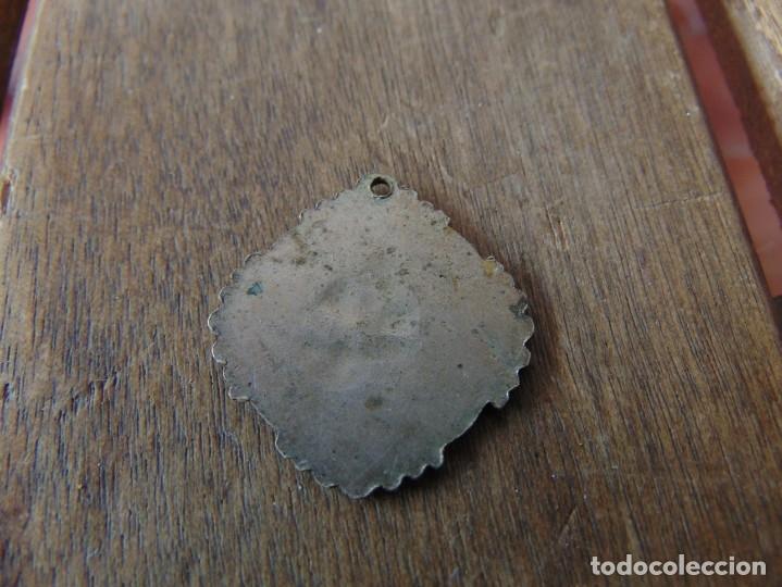 Medallas históricas: MEDALLA CON VELERO O BARCO EN ALTA MAR TORMENTA - Foto 2 - 182363587
