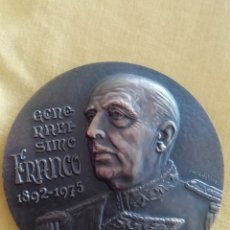 Medallas históricas: MEDALLA GENERALISIMO FRANCO 1892 1975. Lote 183097366