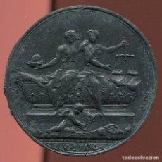 Medallas históricas: ALEGORIAS M-1704 - MEDALLA UNIFAZ. Lote 183321737