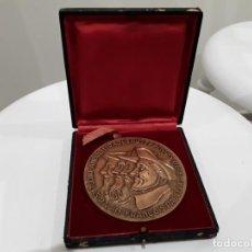 Medallas históricas: MEDALLA BRONCE FRANCESA . Lote 184243583