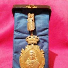 Medallas históricas: MEDALLA DE LA REAL ACADEMIA SEVILLANA DE BUENAS LETRAS. Lote 184491186