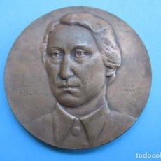 Medallas históricas: MEDALLA, POLONIA, WANDA WASILEWSKA, WJSKOWY INSTYTUT HISTORYCZNY 1905 1964. Lote 188427035