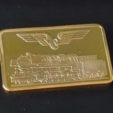 Medalhas históricas: EXCLUSIVO LINGOTE ALEMÁN DE ORO (EDICION LIMITADA). Lote 267333639