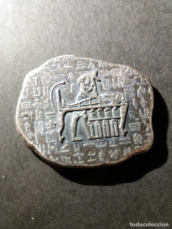 Medallas históricas: Arte egipcio - Egipto - 1 onza de plata .999 - Foto 2 - 194187708