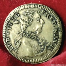 Medallas históricas: FRANCIA JETÓN DE CUENTAS LOUIS XVI 1791. Lote 194341913