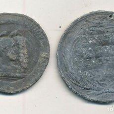 Médailles historiques: LOTE 5 MEDALLAS VATICANO , ESTADOS PAPALES. Lote 194572856