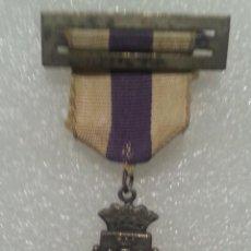 Medallas históricas: ANTIGUA MEDALLA DE PLATA DE LA CIUDAD HOLANDESA DE ZEDDAM. . Lote 194690962