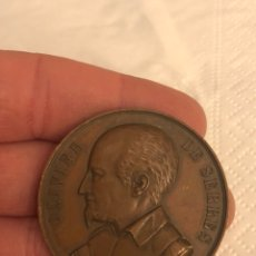 Medallas históricas: MAGNIFICA MEDALLA ANTIGUA FRANCESA A CLASIFICAR. Lote 194728015