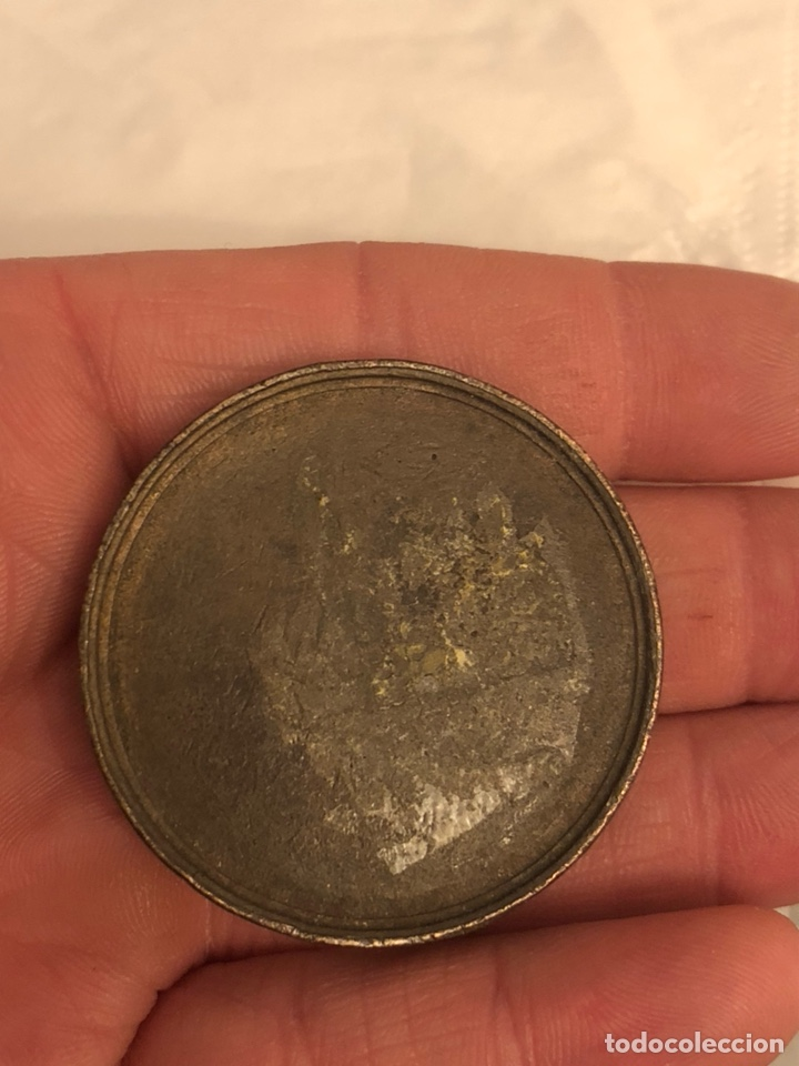 Medallas históricas: Magnifica medalla antigua francesa a clasificar - Foto 2 - 194728067