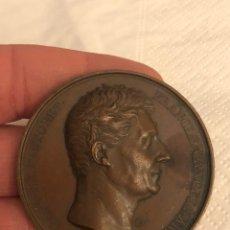 Medallas históricas: MAGNIFICA MEDALLA ANTIGUA FRANCESA A CLASIFICAR. Lote 194728386