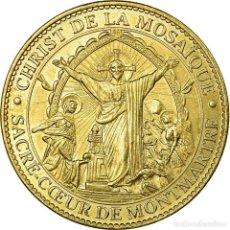 Medallas históricas: FRANCIA, TOKEN, JETÓN TURÍSTICO, PARIS - SACRÉ COEUR N°2, ARTS & CULTURE. Lote 194749718