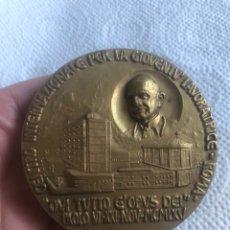 Medallas históricas: PRECIOSA MEDALLA PAPAL GRAN TAMAÑO. Lote 194931181