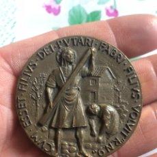 Medallas históricas: BONITA MEDALLA PAPAL ANTIGUA. Lote 194934503