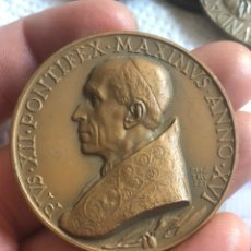 Medallas históricas: BONITA MEDALLA PAPAL ANTIGUA. Lote 194935487