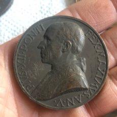 Medallas históricas: BONITA MEDALLA PAPAL ANTIGUA. Lote 194935707