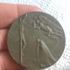 Medallas históricas: BONITA MEDALLA PAPAL POR CLASIFICAR. Lote 195261921