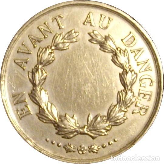 Medallas históricas: FRANCIA. MEDALLA DE LA SOCIEDAD DE SALVAMENTO DE TOULON. 1.882 - Foto 2 - 195379537