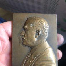 Medallas históricas: BONITA MEDALLA FRANCESA ANTIGUA POR CLASIFICAR. Lote 195412723