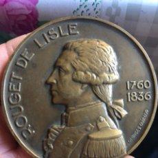 Medallas históricas: BONITA MEDALLA FRANCESA ANTIGUA POR CLASIFICAR. Lote 195415011