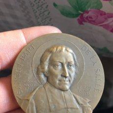 Medallas históricas: BONITA MEDALLA FRANCESA ANTIGUA POR CLASIFICAR. Lote 195415646
