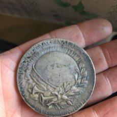 Medallas históricas: BONITA MEDALLA FRANCESA ANTIGUA POR CLASIFICAR. Lote 195416862