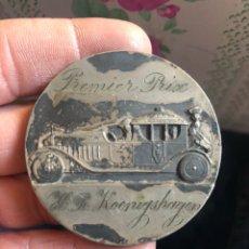 Medallas históricas: BONITA MEDALLA FRANCESA ANTIGUA POR CLASIFICAR. Lote 195417453