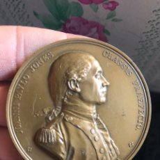 Medallas históricas: MAGNIFICA MEDALLA INGLESA O AMERICANA POR CLASIFICAR. Lote 195418865