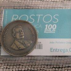 Medallas históricas: MEDALLA 100 AÑOS DE REPÚBLICA PORTUGAL. JOAO PINHEIRO CHAGAS. Lote 195459420
