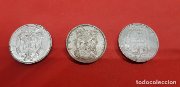 Medallas históricas: MEDALLAS ALUMINIO CONQUISTADORES - Foto 2 - 197859291